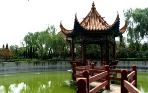 郑州墓地:郑州邙山陵园